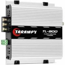 Amplificador Taramps Tl 900 300w Rms 1 Canal + Frete Grátis