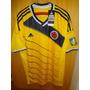 produto Camisa Seleção Colombia Original Nova Tam M Copa Do Mundo Br