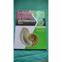 Livro Matemática Paiva 1 Parte I I I Editora Moderna Plus