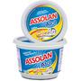 4 Pote 500g Sabão Atol Em Pasta Neutro E Brilho Assolan