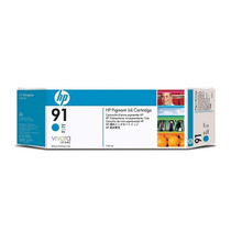 Cartucho Hp 91 C9467a Cian 775ml Z6100