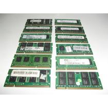 Lote 22 Memoria Dim Ddr2 Computador Informatica Cpu Notebook