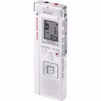 Mini Gravador Voz Digital Panasonic Microfone Zoom