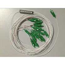 Splitter Fibra Óptica Sm Plc 1:16 Conectorizado Sc/apc