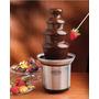 Fonte Cascata De Chocolate Fondue Aço Inoxidavel - Nostalgia