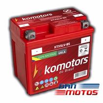 Bateria Para Moto 12v-4ah; Honda 125/150 Bis/fan/cg Titan Es