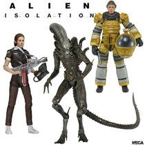 Alien Isolation - Series 6 - Neca - Amanda Ripley Xenomorph