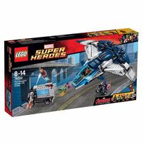 Lego Super Heroes Perseguição Dos Vingadores Na Cidade 76032