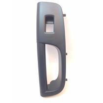 Puxador Moldura Porta Dianteira Direita Vw Gol G5 - Cinza