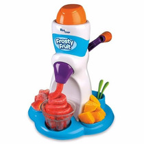 Fabrica De Sorvete Frosty Fruit Multikids Para Crianças