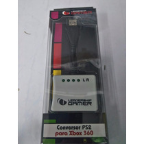 Adaptador Controle Ps2 Para Xbox 360