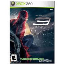 Homem Aranha 3. ! Xbox 360