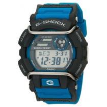 Relógio Casio G-shock Protetor Gd-400-2dr Resist. A Choques