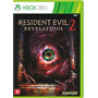 Resident Evil Revelations 2 Xbox 360 - Legenda Em Português
