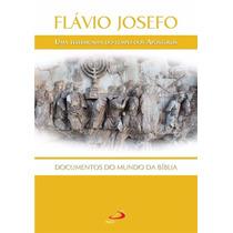 Livro - Flávio Josefo Uma Testemunha Do Tempo Dos Apóstolos