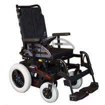 Cadeira De Rodas Motorizada B400 Ottobock Encosto Reclinável