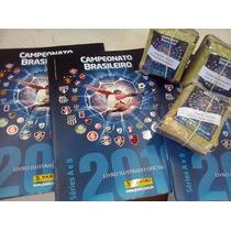 Álbum Campeonato Brasileiro 2016 + 300 Figurinhas