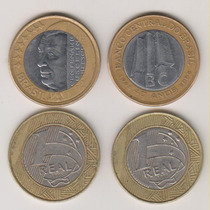 A30 - 1 Um Real Jk Bc 1998/1999 O Lote Por R$ 20,00