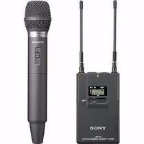 Microfone Sony Profissional Para Filmadora Uwp-v2 42/44