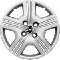 Calota Honda Civic E Fit Aro 15 Parafusada Lançamento 2012!!