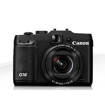 Câmera Canon G16 (16gb Classe 10 + Bolsa)