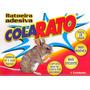 Caixa Com 20 Ratoeiras Cola Rato Adesiva Frete Econômico***