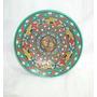 Mc3037 - Kit Prato Parede Cerâmica Peruana
