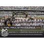 Poster Cartaz Santos Fc Campeão Paulista 2016 Hd 42 X 60 A2