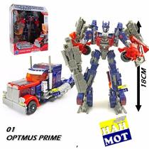 Transformers Optmus Prime 18cm Pronta Entrega Bumblebee