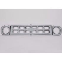Grade Do Radiador D10 C10 Veraneio Metal Com Aros - Nova
