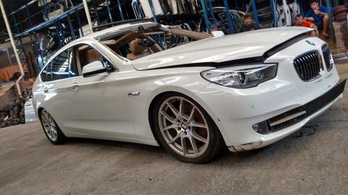 SUCATA BMW 535 GT 2011 FUNCIONANDO BARTOLOMEU PEÇAS