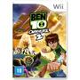 Jogo Ben 10 Omniverse 2 Para Nintendo Wii - D3