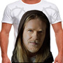 Camiseta Rock Nacional Humberto Gessinger Photo Masculina