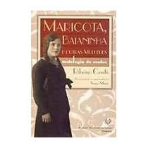 Livro Maricota, Baianinha E Outras Mulheres Ribeiro Couto