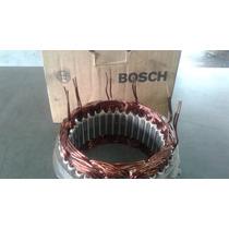 Estator Do Alternador 90a A3 Golf F00m120107 Original Bosch