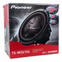 Sub, Alto Pioneer Ts-w261d4(bobina Dupla) 1200w 10 Polegadas