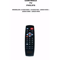 Controle Remoto Tv Philips Anubis 21gx1665 21gx2166 20gx1855