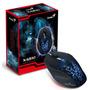 Mouse Gamer Genius X-g510 Óptico Gx 6 Botões 2000dpi Usb