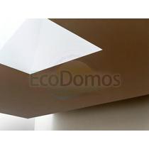 Domos Claraboias De Acrílico 0,60x0,60m