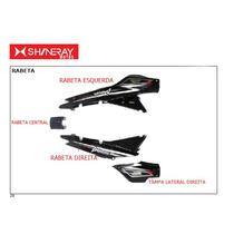 Kit Carenagem Completa Phoenix Gold 50cc Shineray Original