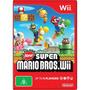 Nintendo Rvlpsmne New Super Mario Bros Wii