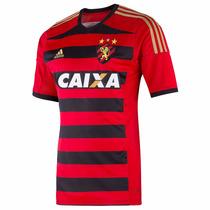Camisa Adidas Sport Recife 14/15 S/n° Original Oficial C/ Nf