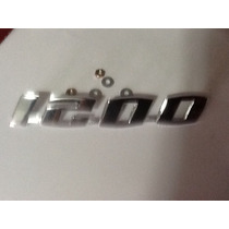 Emblema 1200 Do Fusca ,tampa Do Motor
