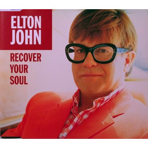 Elton John Recover Your Soul Cd Single Importado Pop