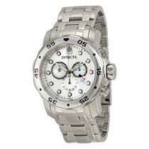 Relógio Masculino Invicta Pro Diver 0071 Prata Original
