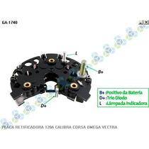 Placa Retificadora 120a Gm Omega - Gauss