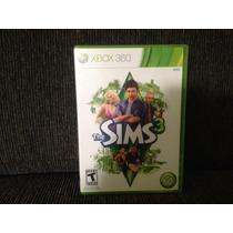 Jogo / Game Xbox 360 - The Sims 3 Original
