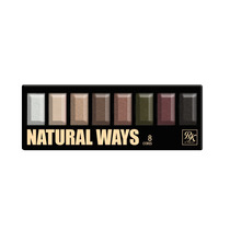 Ruby By Kiss Ny Paleta De Sombra Natural Ways