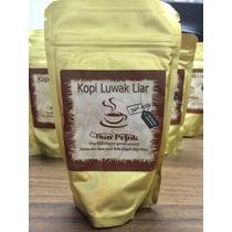 Café Civeta Kopi Luwak 100g Importado Da Indonésia