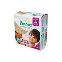 Fraldas Pampers Premium Care Xxg - Mega
